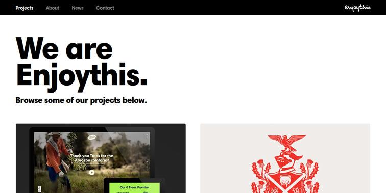 打动人心的25个干净美丽的网站案例